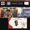 Kabidhumas Polda Sulsel,   Bahas Peran Generasi Muda Dan Media Terhadap NKRI Di Era Industri 4.0, di Webinar UNM Makassar
