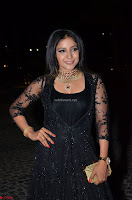 Sakshi Agarwal looks stunning in all black gown at 64th Jio Filmfare Awards South ~  Exclusive 052.JPG