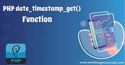 PHP date_timestamp_get() Function