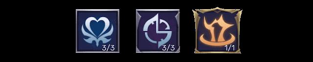 Emblem Akai Tersakit dan Terkuat
