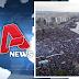 ΚΙ ΟΜΩΣ! ΚΑΙ  ο ...Alpha είδε   συμμετοχή μόνο «δεκάδων πολιτών» στο συλλαλητήριο