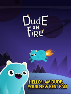 Game Dude On Fire Mod Apk Free
