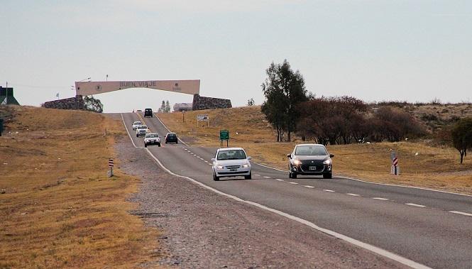 Zamarbide solicita al Ejecutivo la repavimentación de las rutas nacionales 143, 40 y 151