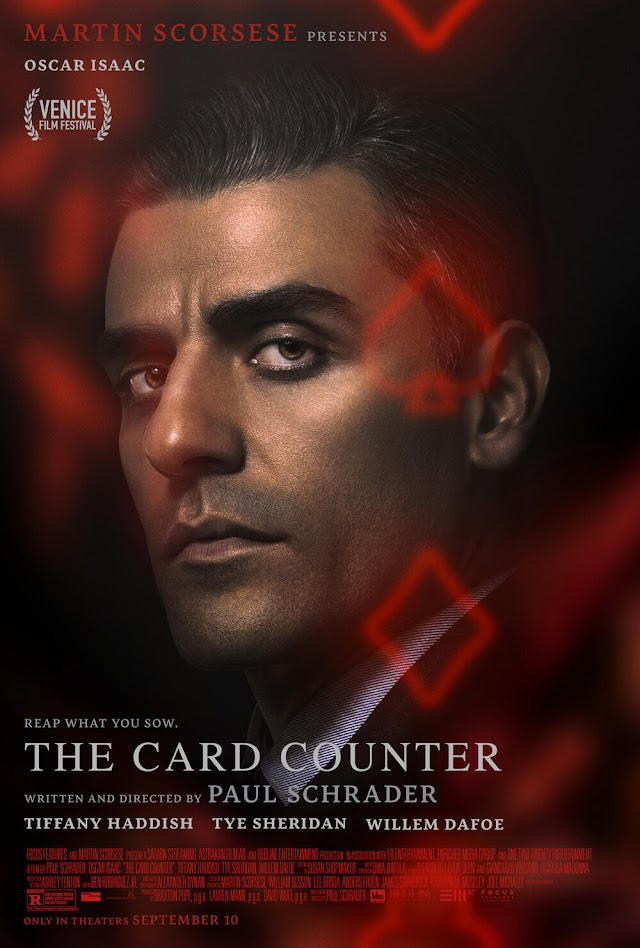 The Card Counter (Trailer Film 2021)