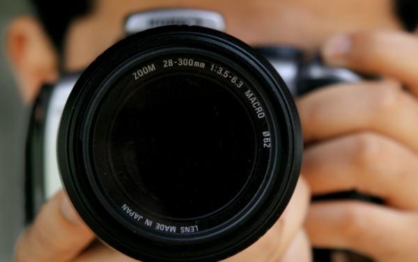 التقاط صورة بالكاميرا