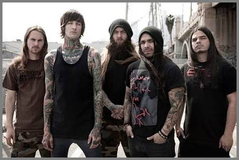 Download kumpulan Mp3 Suicide Silence full album