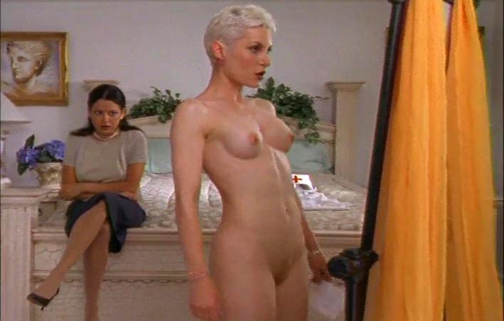 Monique Parent Breasts, Bush Scene In Lust Connection