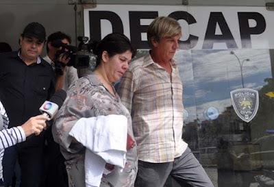 Resultado de imagem para Justiça nega recursos do casal Carla Ubarana e George Leal