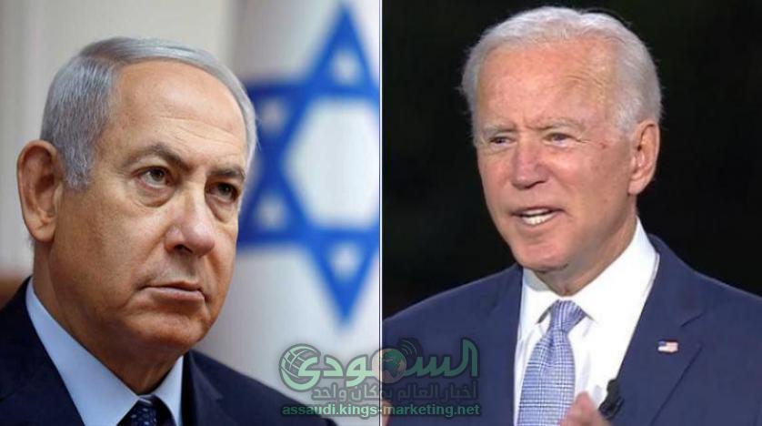 عاجل : رئيس إسرائيل نتنياهو يهنئ بايدن على رئاسته للولايات المتحدة الأمريكية