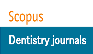 Dentistry Scopus Indexed Journals