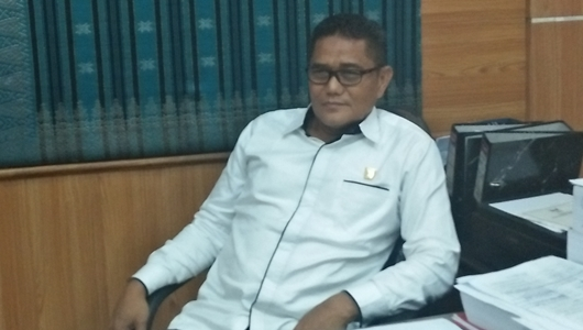 Pelantikan Ketua DPRD Kota Padang Selasa Pagi