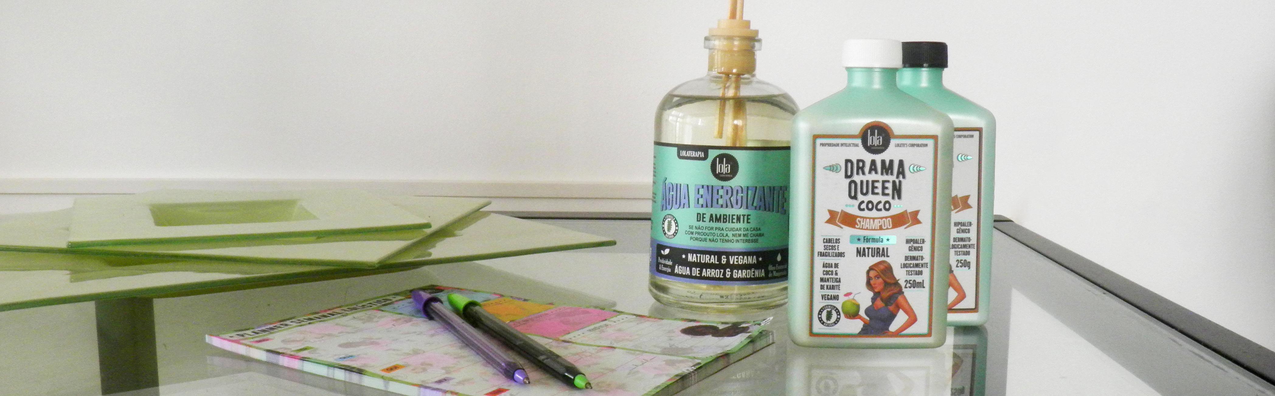 Resenha Shampoo Drama Queen Coco - Ingredientes e Composição (Água de coco, Óleo de coco e Extrato de Coco)