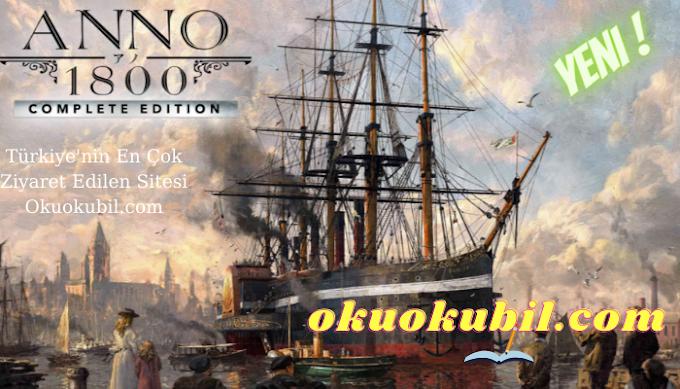 Anno 1800 (PC) Oyunu Para + Kaynak +10 Trainer Hilesi Son Sürüm İndir 2021