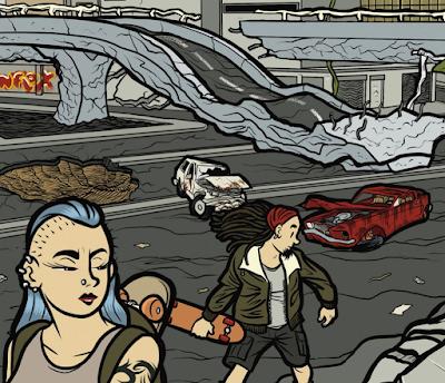 Ciencia ficción mexicana: Los viajeros del fin del mundo