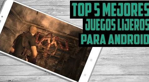 ▶ TOP 5 MEJORES JUEGOS LIVIANOS Y ADICTIVOS PARA ANDROID OFFLINE || GAMA BAJA Y MEDIA BAJA