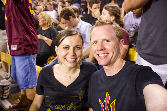 College Football Game Date
