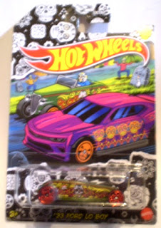 Hot Wheels Halloween 2021 #1: '33 Ford Lo Boy