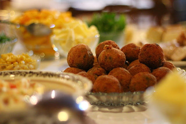Guest Post - Swedish dishes from a Swede in Romania by JMS