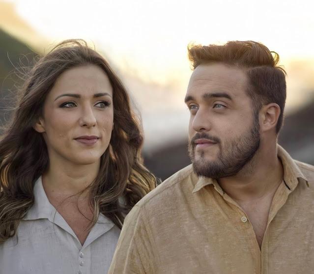 """Pedro Valença lança """"Canção de Davi"""", dueto Riane Junqueira"""