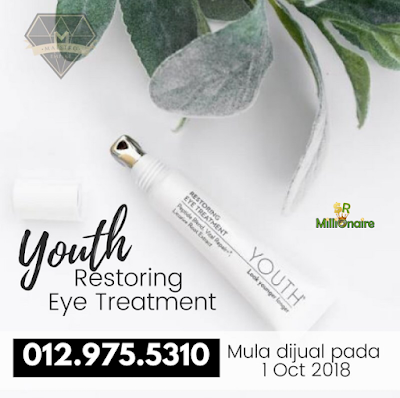 youth restoring eye treatment