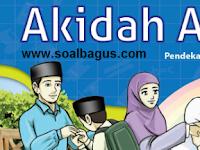 Soal PTS MI Kelas 1 Akidah Akhlak Semester 1 Th. 2019