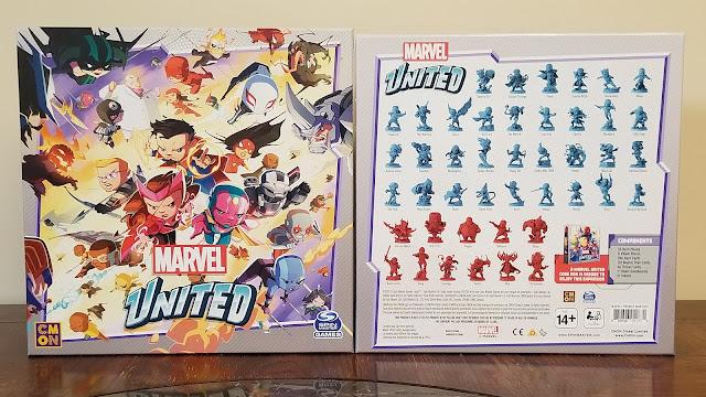 Marvel United Kickstarter