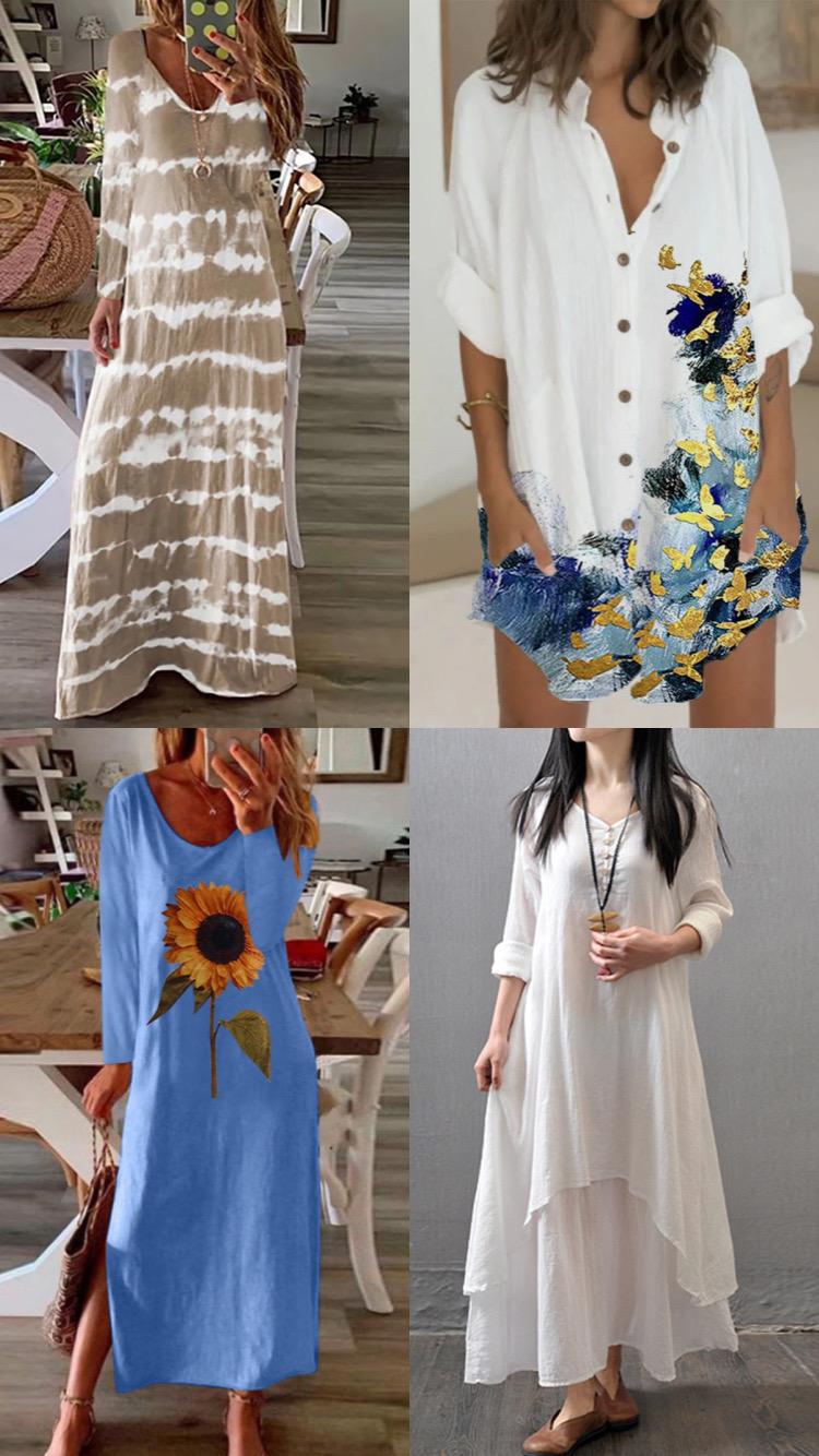 Dresses for our eternal summer