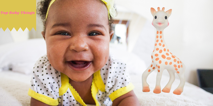 Everything You Must Know About Baby Sophie Giraffe