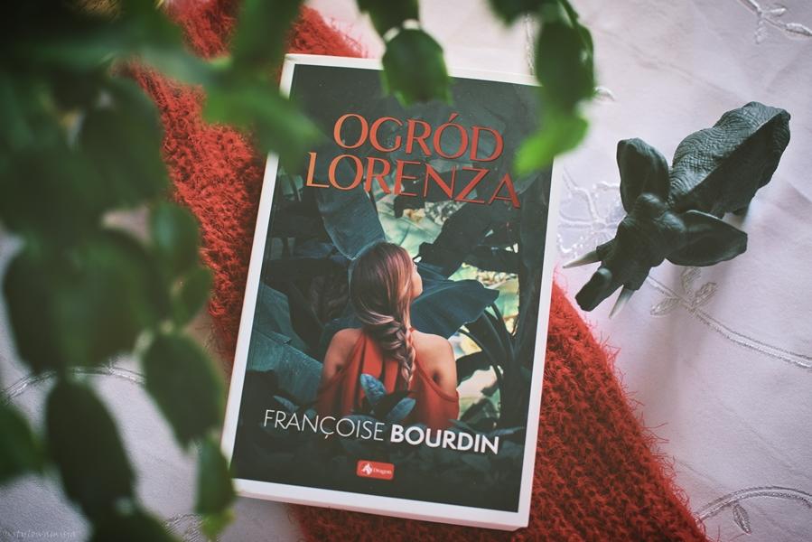 WydawnictwoDragon, powieśćobyczajowa, OgródLorenza, FrancoiseBourdin, Francja, zoo, premiera,