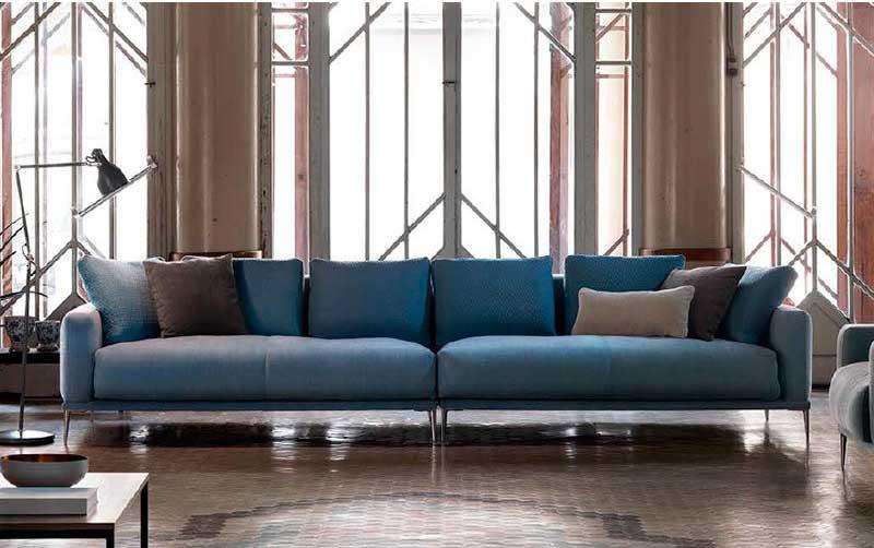 Arte Hábitat, tu tienda de muebles: Sofá Amalfi de GAMAMOBEL en Arte ...