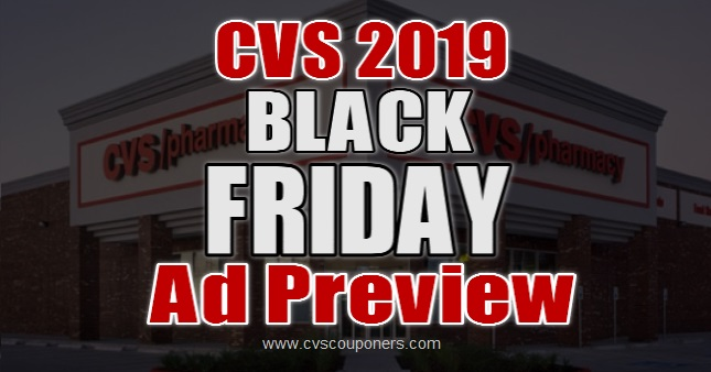 CVS Black Friday 2020  Ad Preview