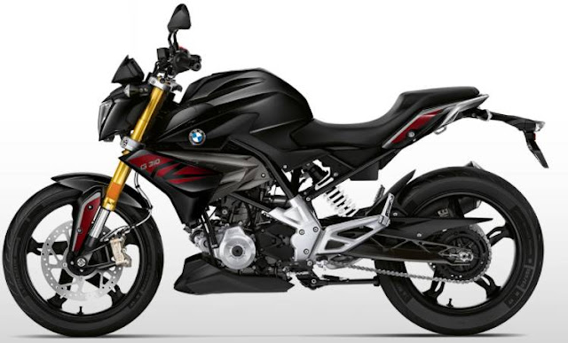 Spesifikasi BMW G 310 R