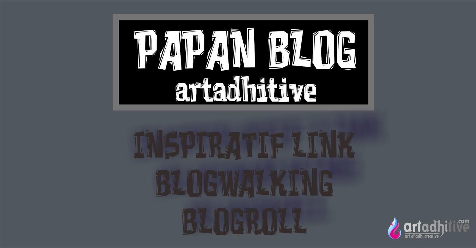 papan blog