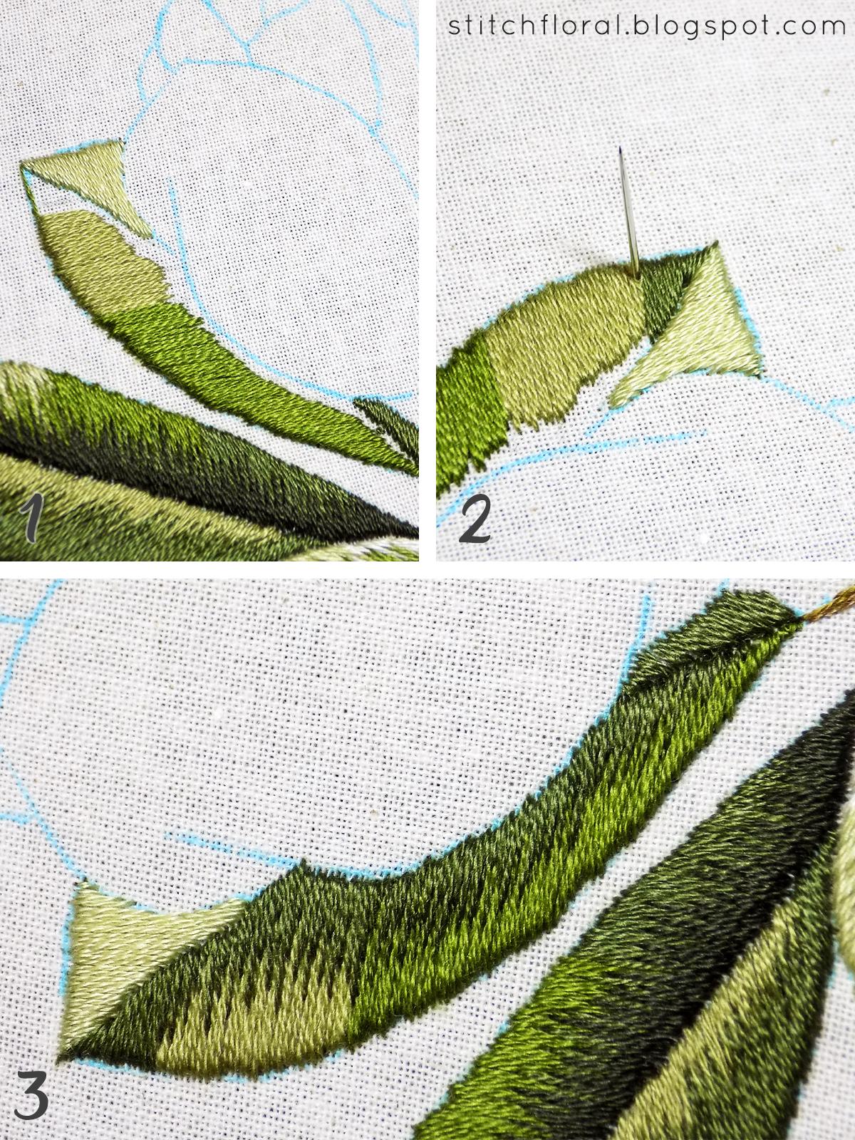 Magnolia Stitch Along Part 3