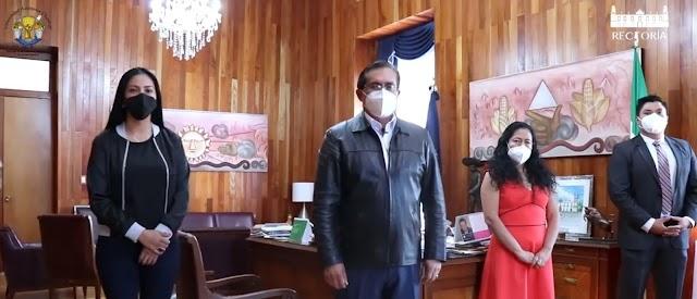CHAPINGO OTORGA RECURSOS A ALUMNOS PARA COMPRA DE COMPUTADORAS Y ACCESO A INTERNET
