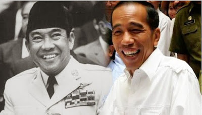 Jokowi disesali gak temui puluhan ribu pendemo, dahulu Sukarno cuma 10 orang rakyat mau bertemu langsung ditemui