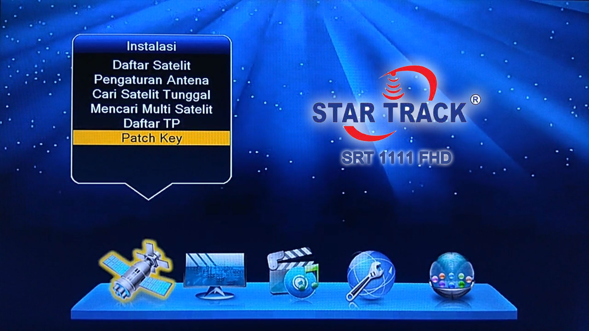 Download Software Star Track SRT 1111 FHD Update Firmware Receiver
