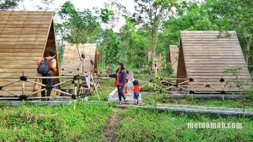 Camping Family di Kalikuning Adventure Park