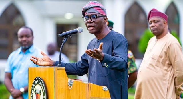 COVID-19: Sanwo-Olu shuts down schools, cancels street parties, concerts till further notice
