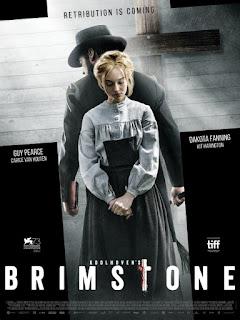 Brimstone, filme, dakota fanning