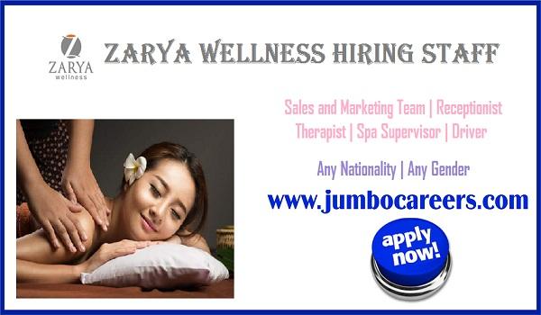 Urgent Dubai jobs for Indians, Current Dubai jobs with details,