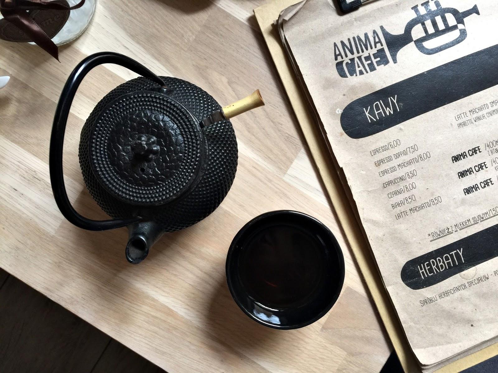 KULINARNY GDAŃSK - ANIMA CAFE MIEJSCE Z DUSZĄ