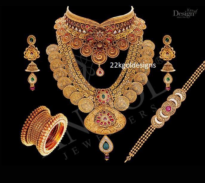 Anmol Bridal Gold Jewellery