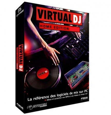 تحميل برنامج الدي جي وعمل الريمكس مجانا Virtual DJ Free 2015