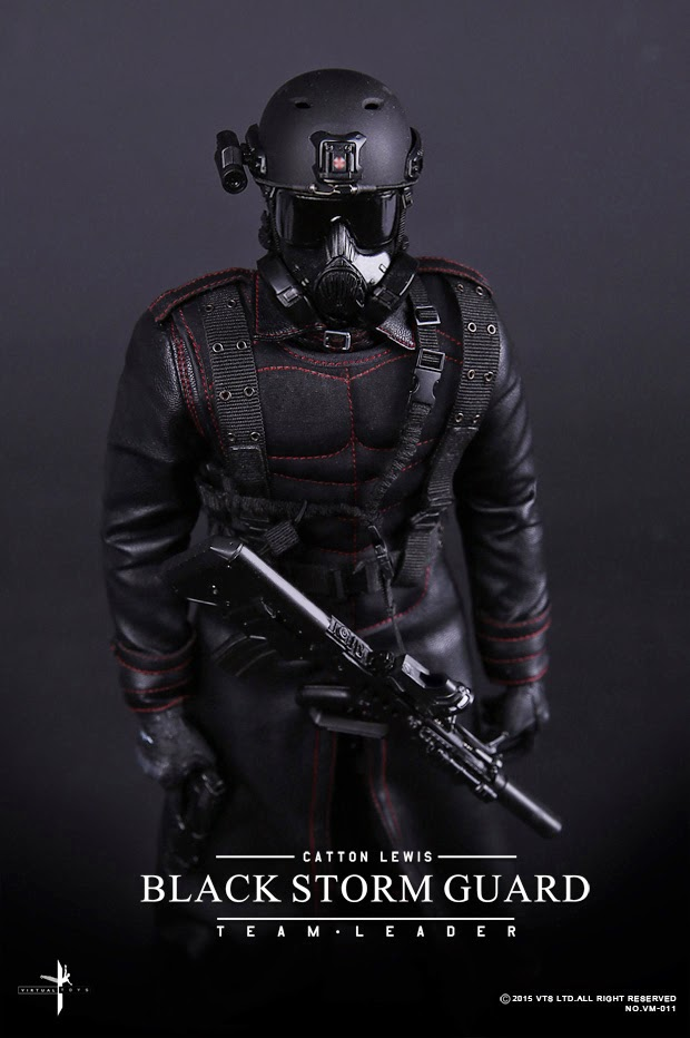 Toyhaven Check Out This Vts Toys Vm 011 1 6th Scale Black Storm
