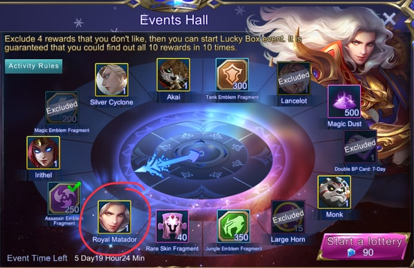 Mobile Legends Event: Lucky Boxes, Scam or Not?