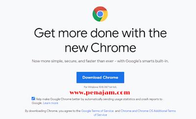 Cara mendapatkan serta instalasi Firefox, Chrome dan Opera versi lama