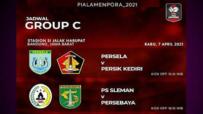 Lolos ke Perempat Final, 8 Tim Rebutkan Piala Menpora 2021
