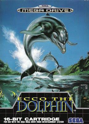 Rom de Ecco The Dolphin - Mega Drive - PT-BR