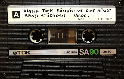 #Turkey #Turquie #Konya #Dervish music #Ney flute #Mevlevi Order  #whirling dervishes #derviches tourneurs #cassette #Turkish #turque #trance #dhikr #etase #ecstasy #Jalāl al-Dīn Muhammad Rūmī #esoteric #transe #traditional music #world music #MusicRepublic #Rumi #Sufi #soufi #ritual #ceremony #rituel #cérémonie